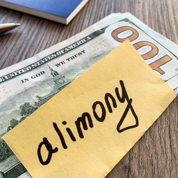 alimony mediation